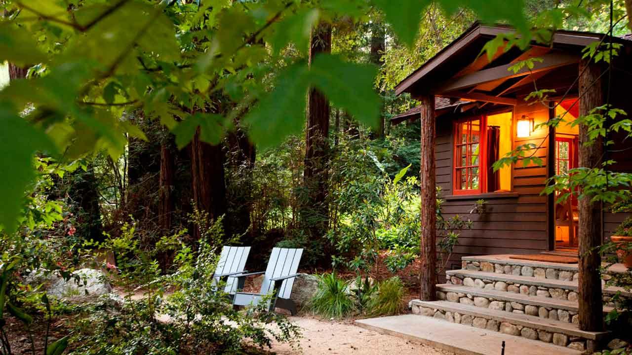 Glen Oaks Big Sur glam camping