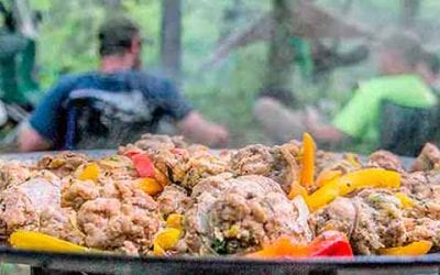 What kind of portable grill should I buy for camping?