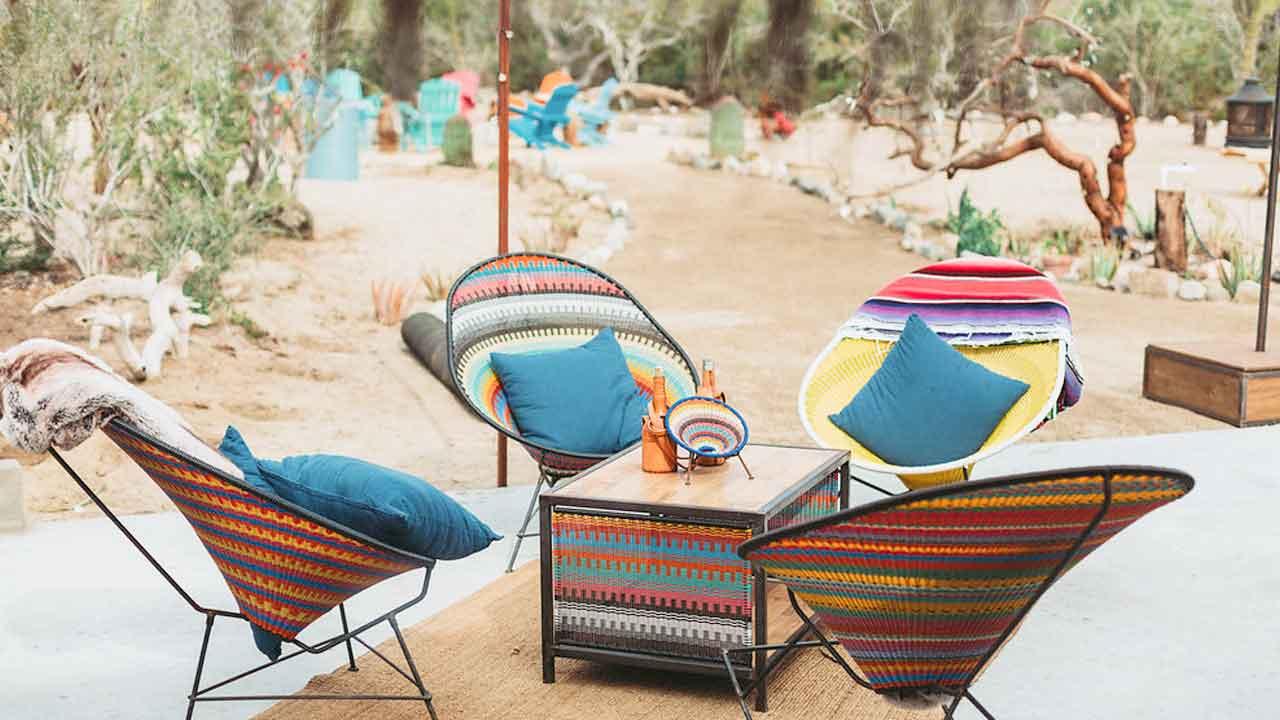The Gypsy Escape Camp