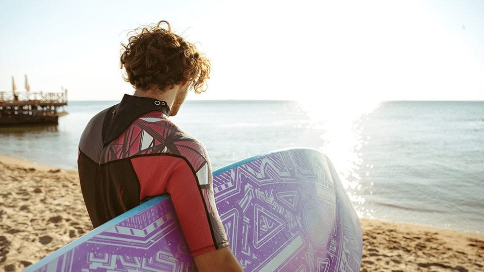 glbe surf camping