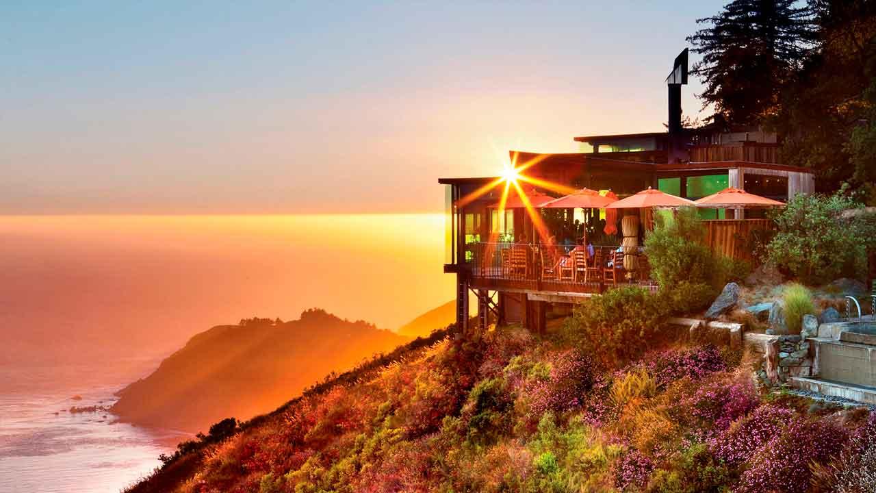 glamping post ranch inn big sur california