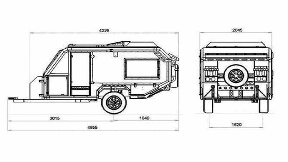 bruder trailers exp-4