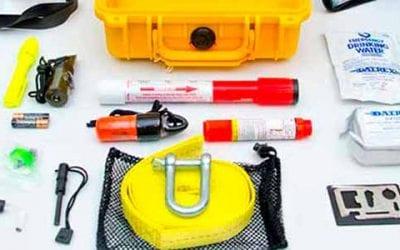 Preparing your emergency preparedness kit for camping