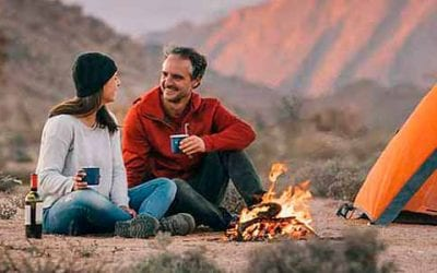 Camping in the Desert – Essential Information to Keep You Safe