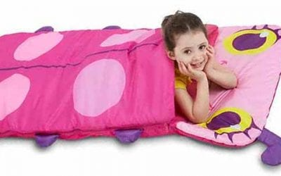 Don't Buy The Wrong Sleeping Bag For Your Kids!