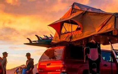 12 Little Known Global Surf Camping Destinations