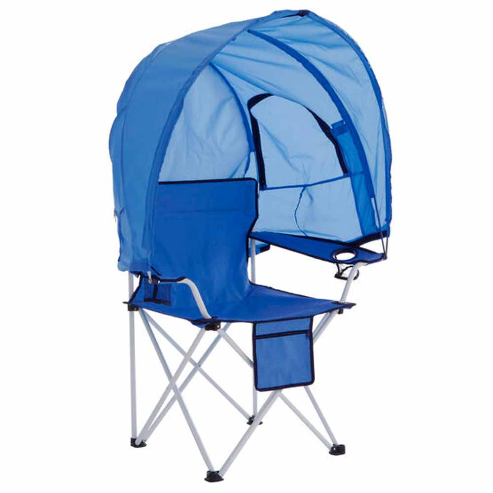 camping-chair-with-canopy-rain-cover