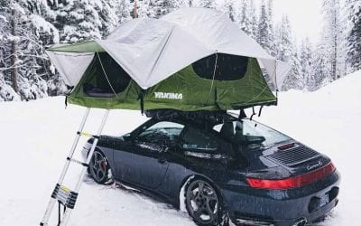 How Can I Stay Warm in a Roof Top Tent?