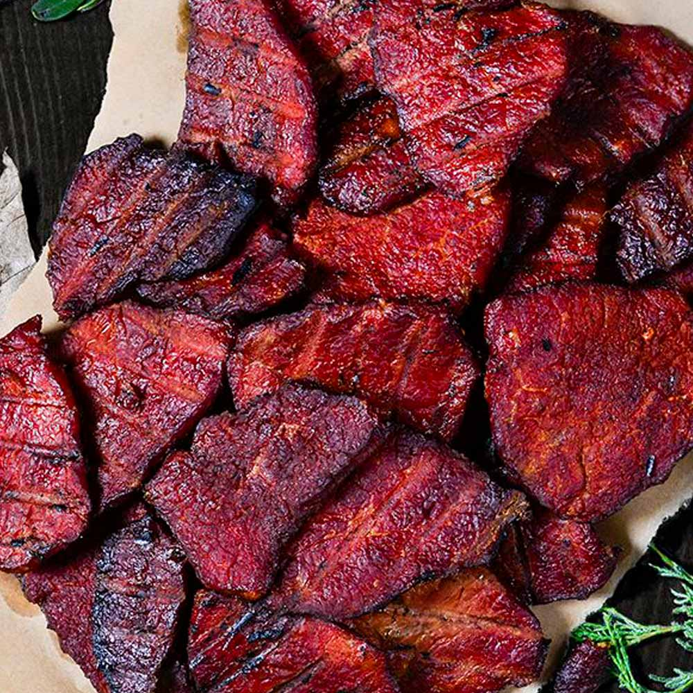 beet root chips for camping