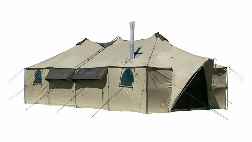 glamping camping gear