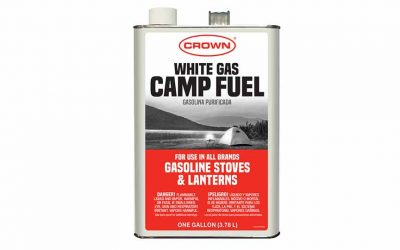 What is the Healthiest Fuel to use for Cooking When Camping?
